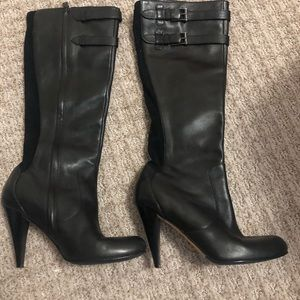 Cole Haan tall boots size 8 with Nike air!